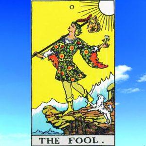 The Fool Luminary Archetypal Studies