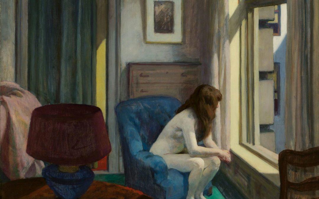 Luminary Lit: Hopper Anita Brookner
