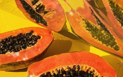 Papaya Sugar Body Scrub