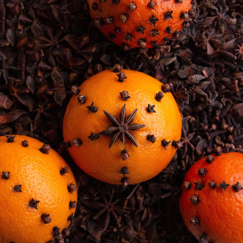 Orange and Cloves